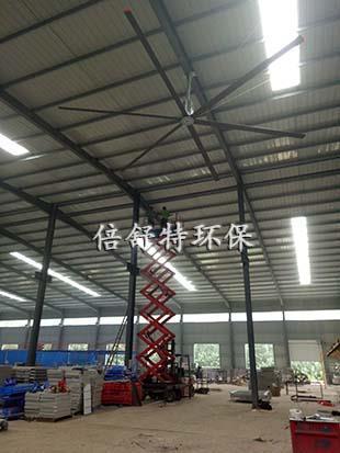 大型工业节能吊扇定制