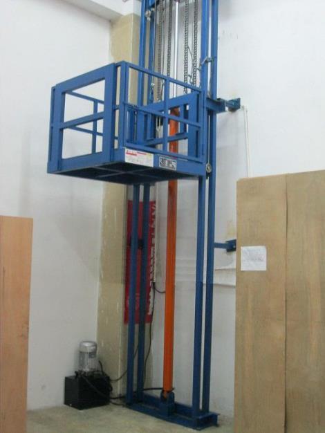 单轨货梯定制