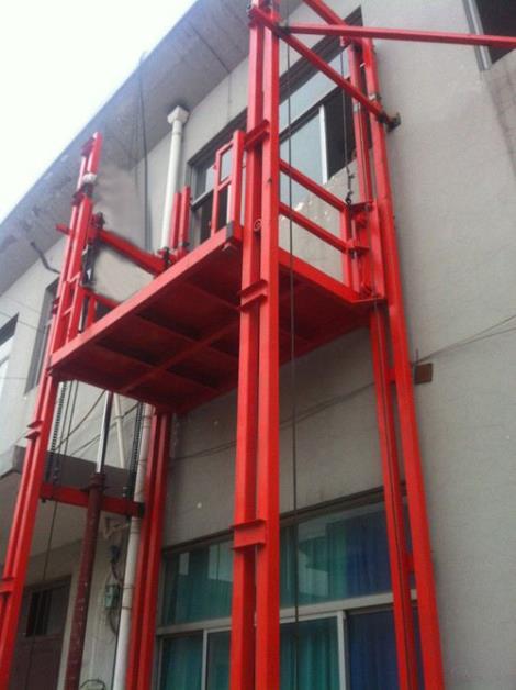 导轨式升降货梯供货商