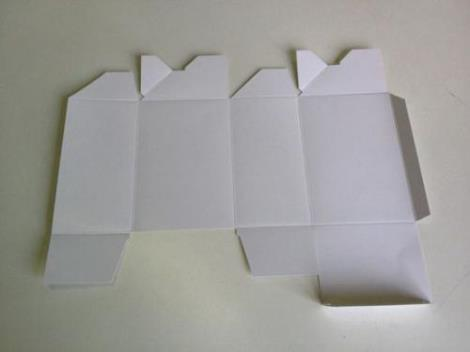 白卡纸纸箱