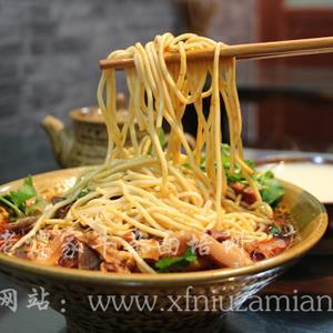 襄陽豆腐面牛肉面制作配方加盟老譚家學習