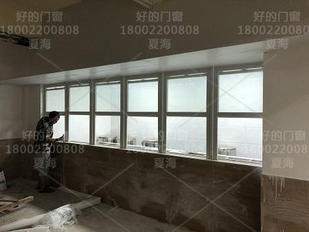铝合金提拉窗定制