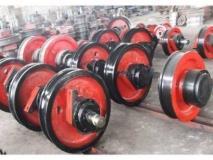 车轮组生产商