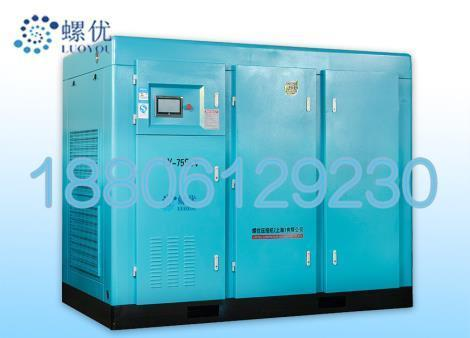 常州双级压缩永磁变频空压机