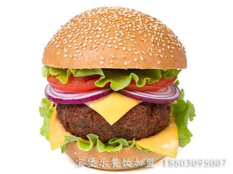 汉堡店连锁加盟