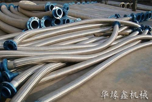 钢带编织金属软管
