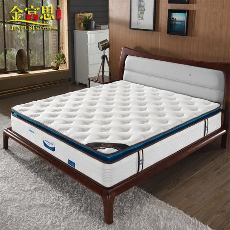 席夢思床墊天然乳膠床墊獨立袋裝彈簧席夢思