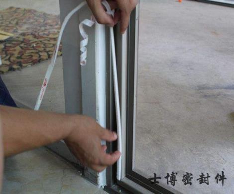 窗户密封条定制