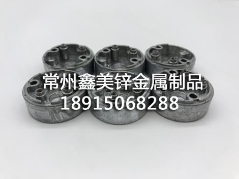 锌合金齿轮上盖生产商