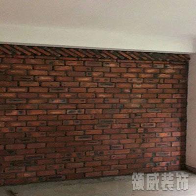 砌砖效果图