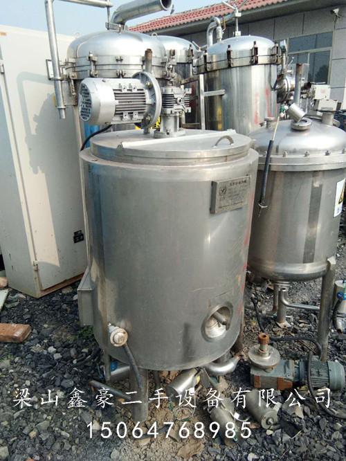 不锈钢搅拌罐生产商
