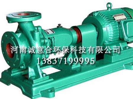 氟塑料耐腐蚀离心泵