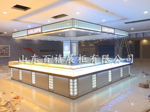 商场珠宝柜台设计
