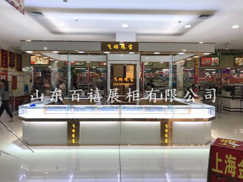 珠宝中岛展示柜生产厂家