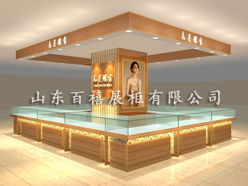 中岛珠宝展示柜加工厂家