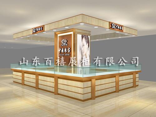 中岛珠宝展柜制作