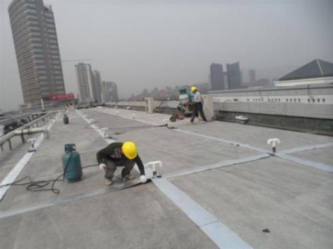 钟楼防水工程
