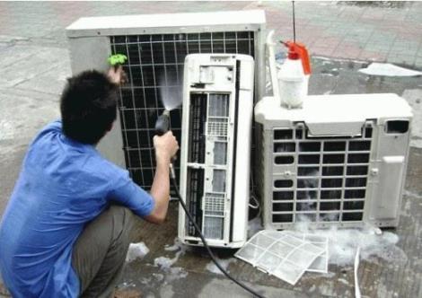 常州空调清洁