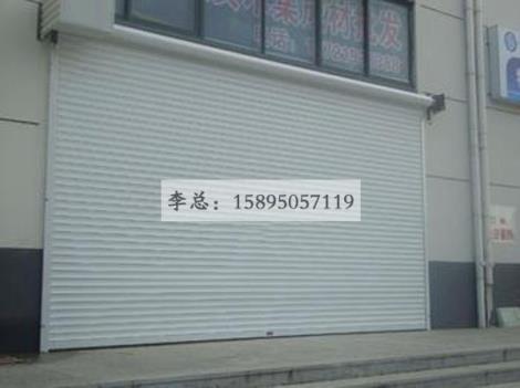 特级无机防火卷帘门生产商