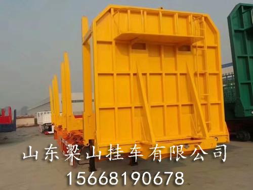 木材运输半挂车定制