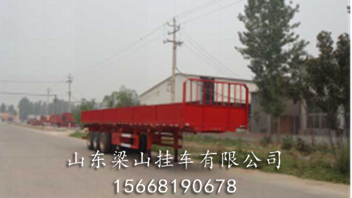 标准自卸运输半挂车供货商