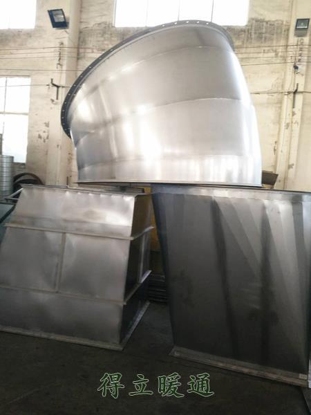 不锈钢焊接风管生产商