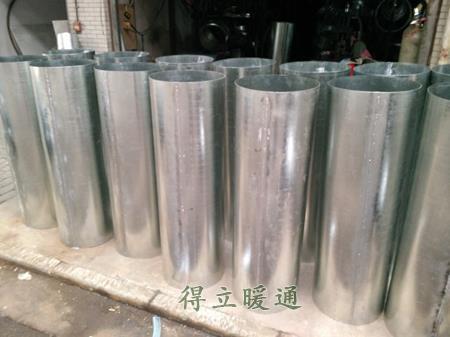 不锈钢矩形焊接风管定制