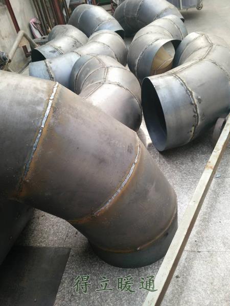 碳钢管件弯头定制