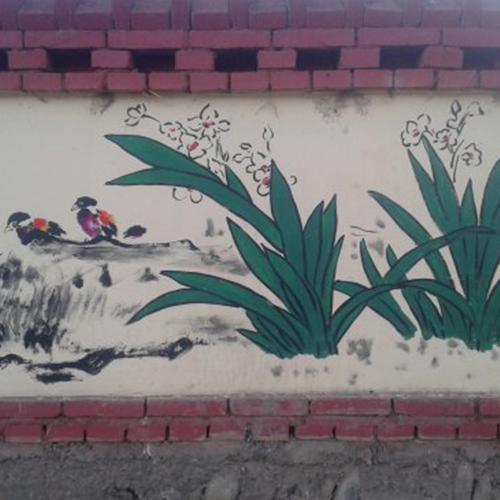 镇江墙艺彩绘