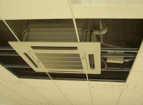 二手空调安装