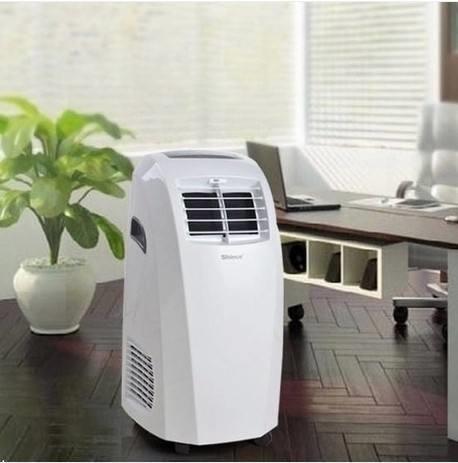 移动空调安装