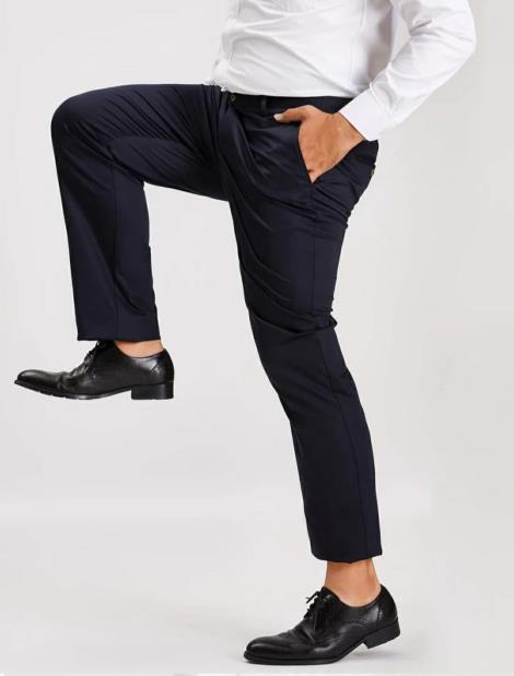 男士加肥裤