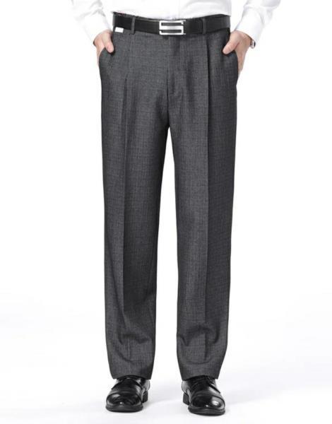 男士西裤生产