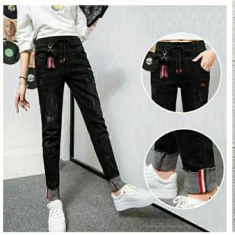女士时尚牛仔裤生产商