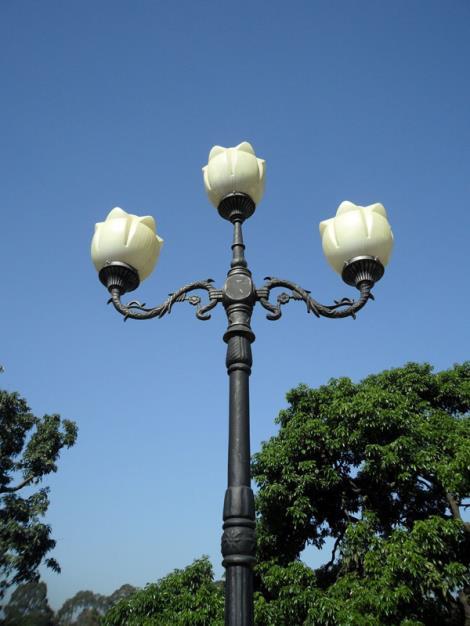 大功率庭院灯