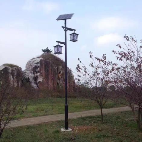 一体化庭院灯定制