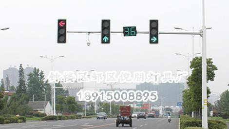 交通监控杆加工