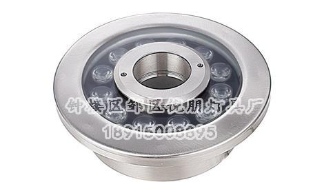 LED铝铸中孔喷泉灯