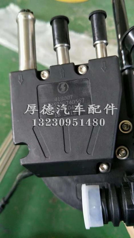 陕汽新款液位传感器DZ95259740567