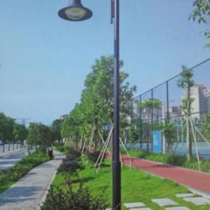 現代庭院燈加工
