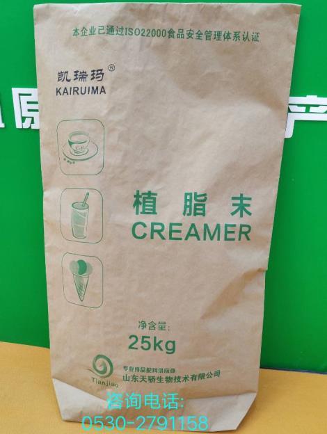 高脂肪植脂末生产商/高脂肪粉k80奶精生产厂家