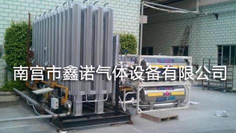 LNG气化调压撬
