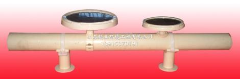 平面曝气器