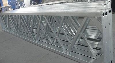 热镀锌钢结构行架