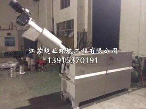 扬州螺旋格栅机