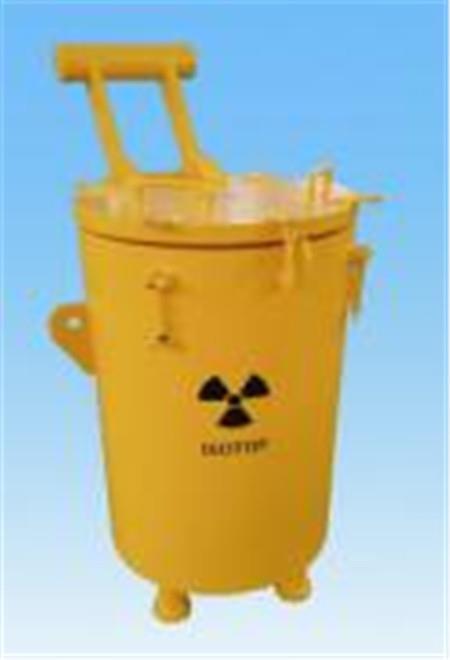 放射源存储罐加工