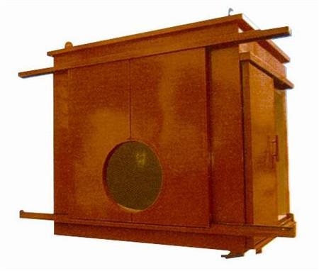 固定式射线防护房