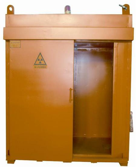 活动式射线防护房
