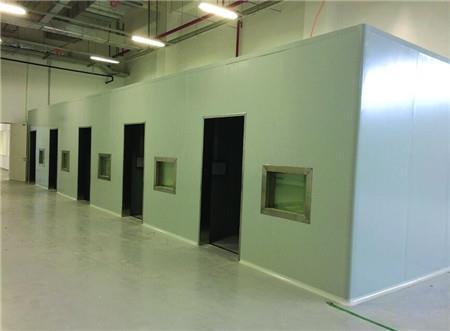 组合式射线防护房加工
