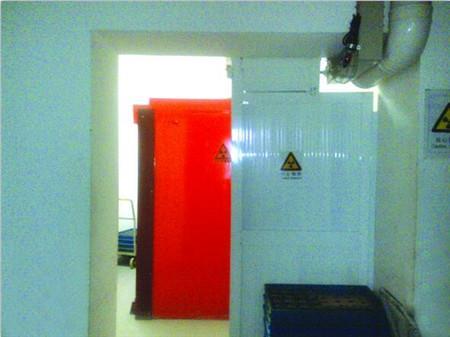 辐射防护房